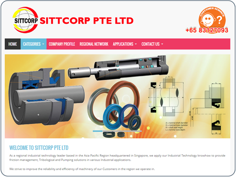 Sittcorp Pte Ltd.
