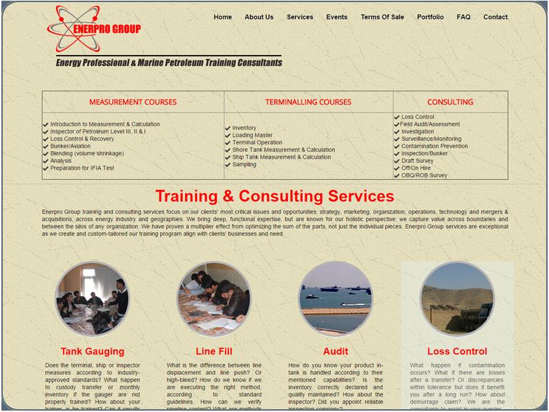 Enerpro Group, Pl.