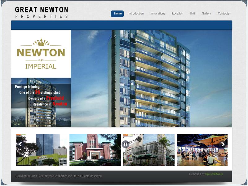 Great Newton Properties Pte Ltd.