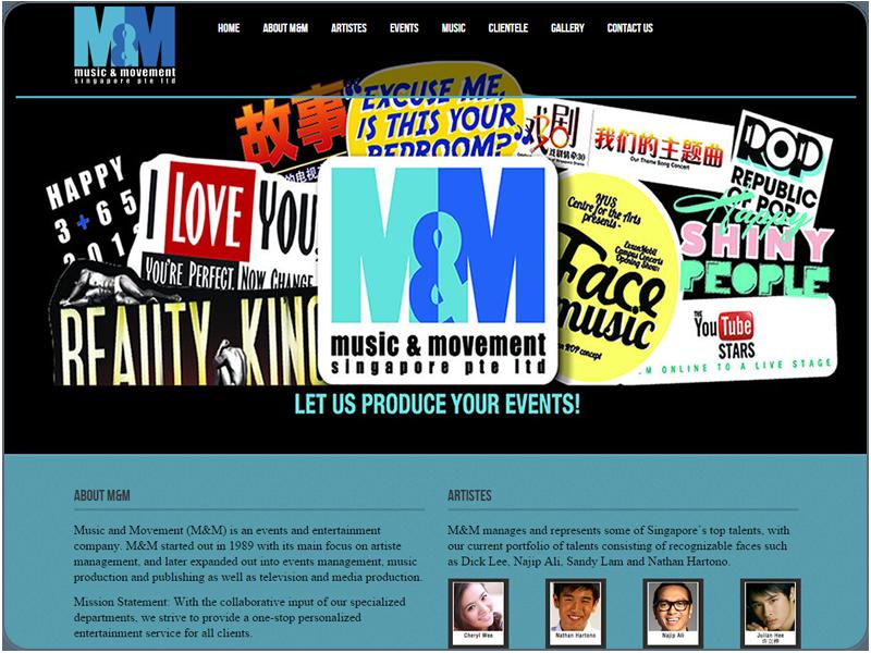 Music & Movement (S) Pte Ltd