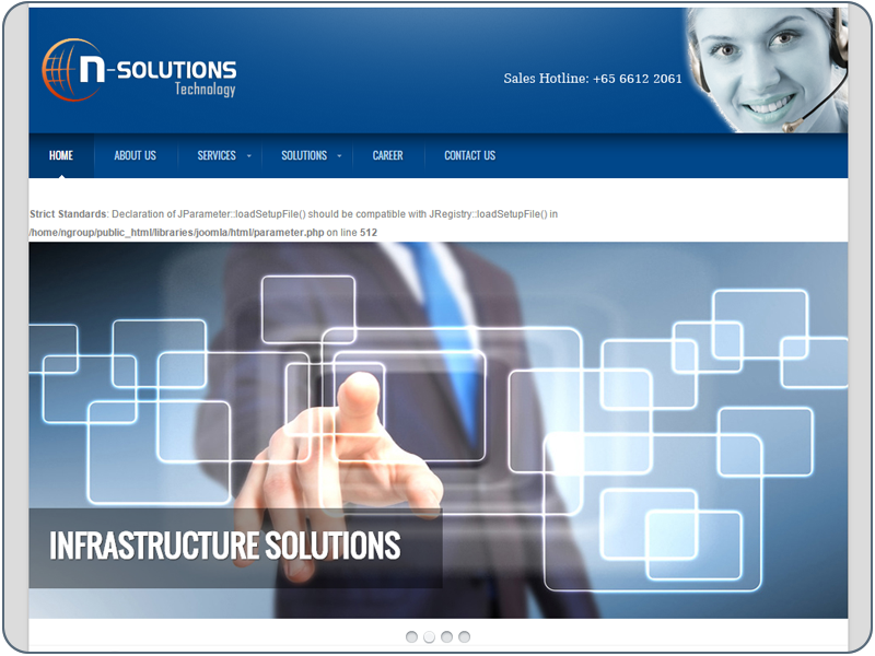 N-Solutions Technology Group