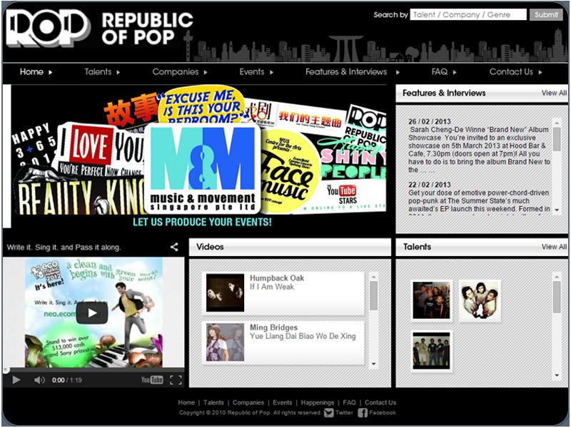 Republic of POP
