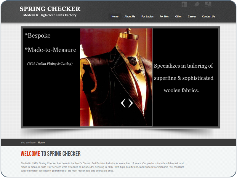 Spring Checker Pte Ltd