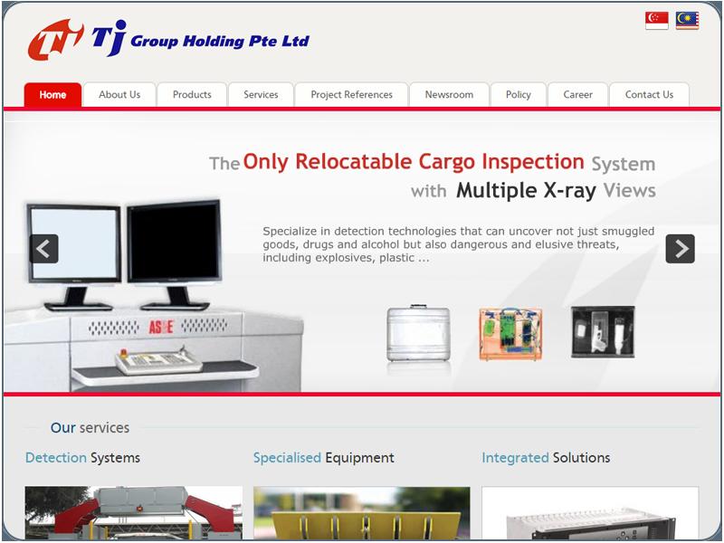 TJ Group Holding Pte Ltd.