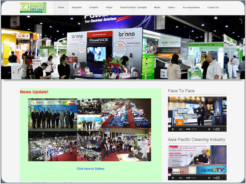 Green Building & Retrofits Expo Asia 2015