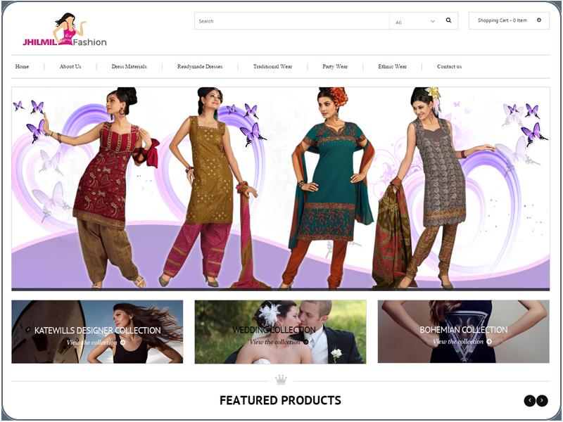 Jhilmil Fashion