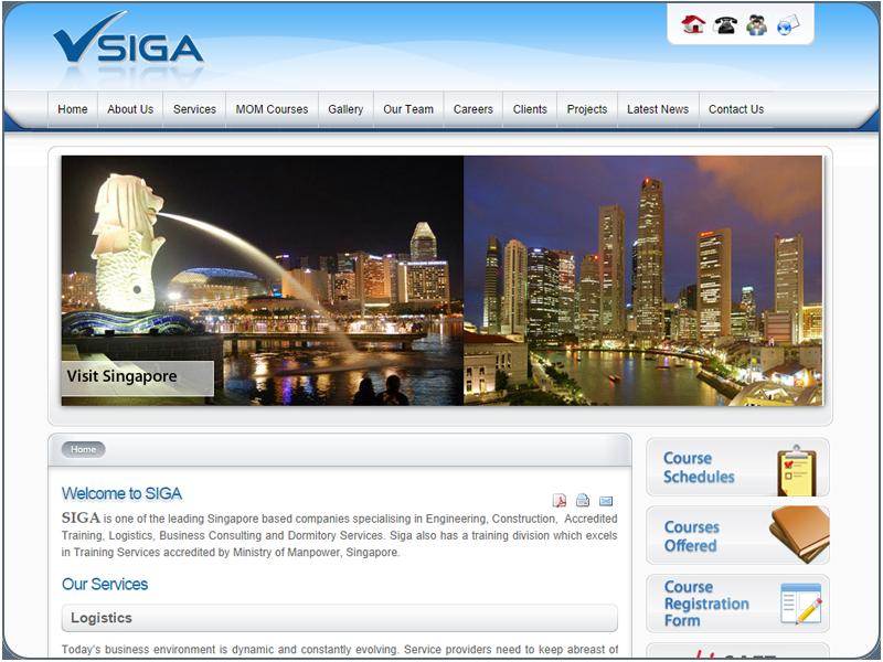 Siga Solutions Pte Ltd