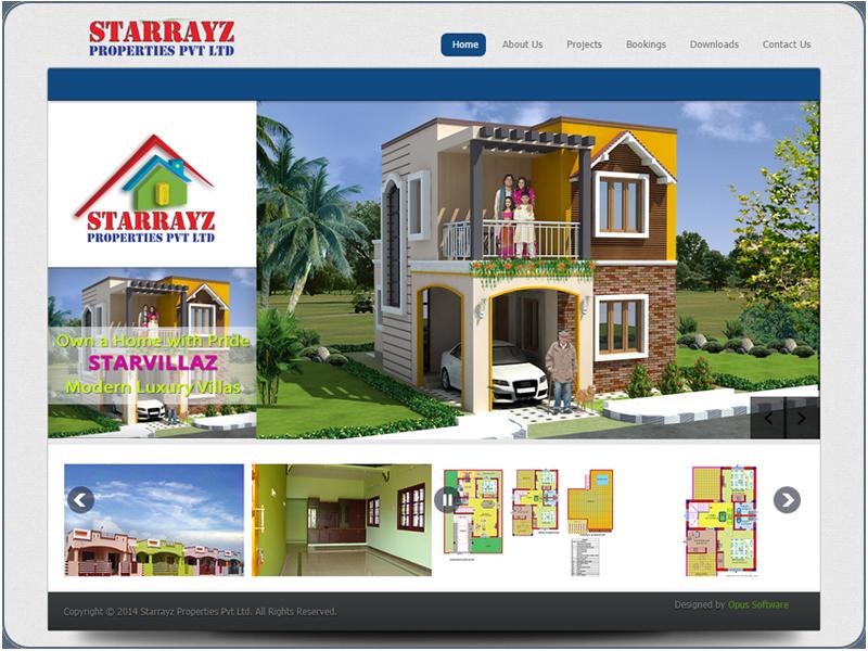 Starrayz Properties Pvt.Ltd.