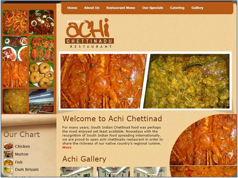 Achi Chettinadu Restaurant