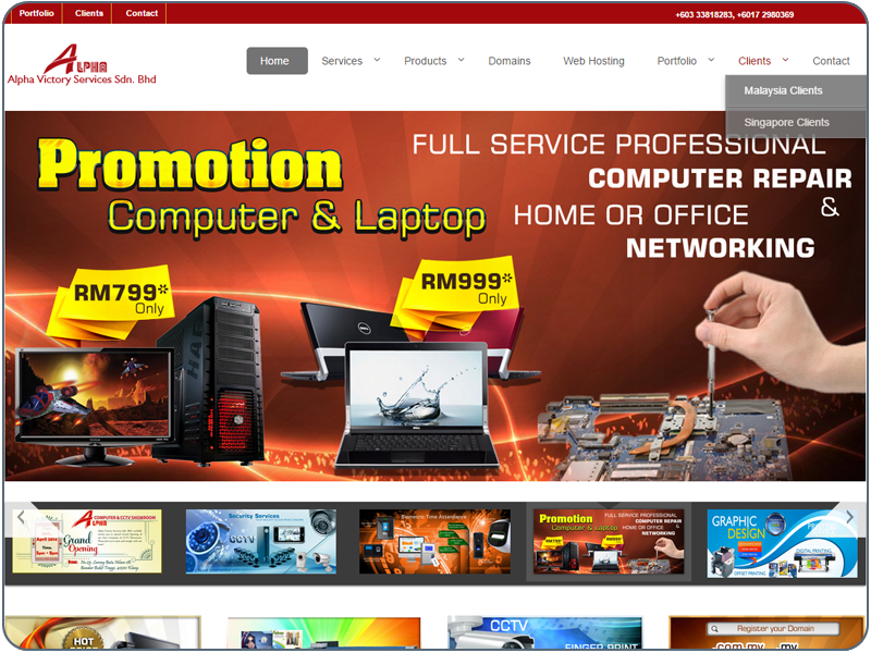 ALPHA VICTORY SERVICES SDN. BHD.
