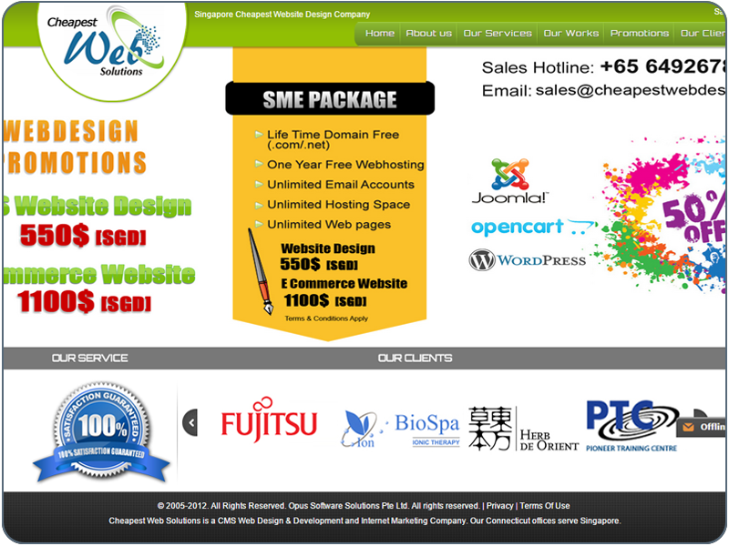 Opus Software Solutions Pte Ltd