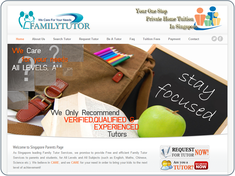Family Tutor Services