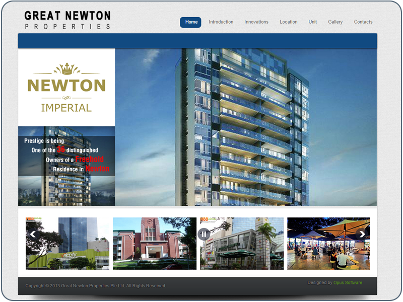 Great Newton Properties Pte Ltd.