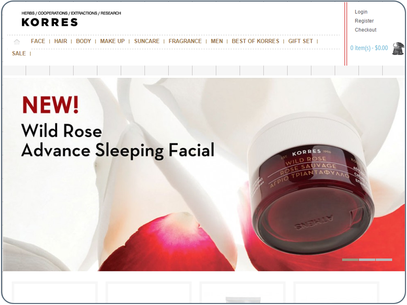 KORRES Natural Products NSI Retail Pte Ltd