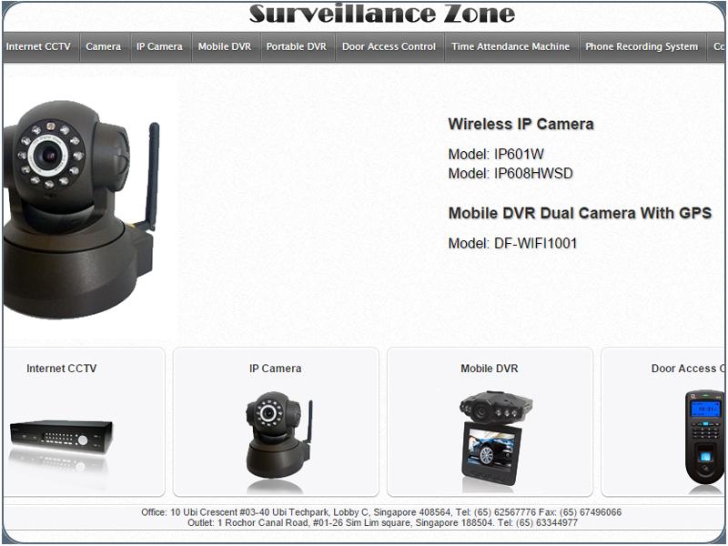 Surveillance Zone