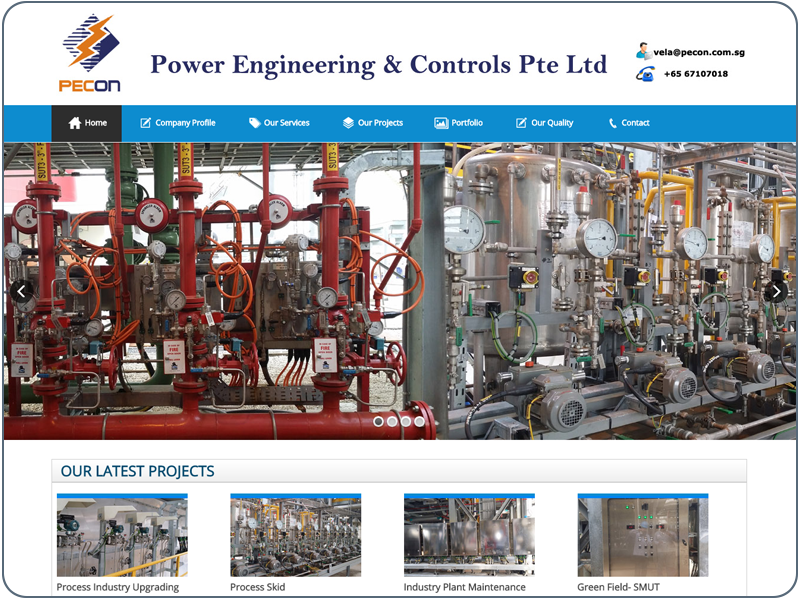 Power Engineering & Controls Pte Ltd
