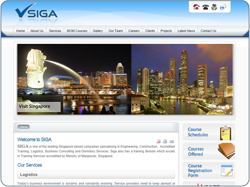 Siga Solutions Pte Ltd