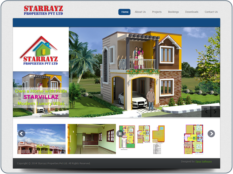 Starrayz Properties Pvt.Ltd.
