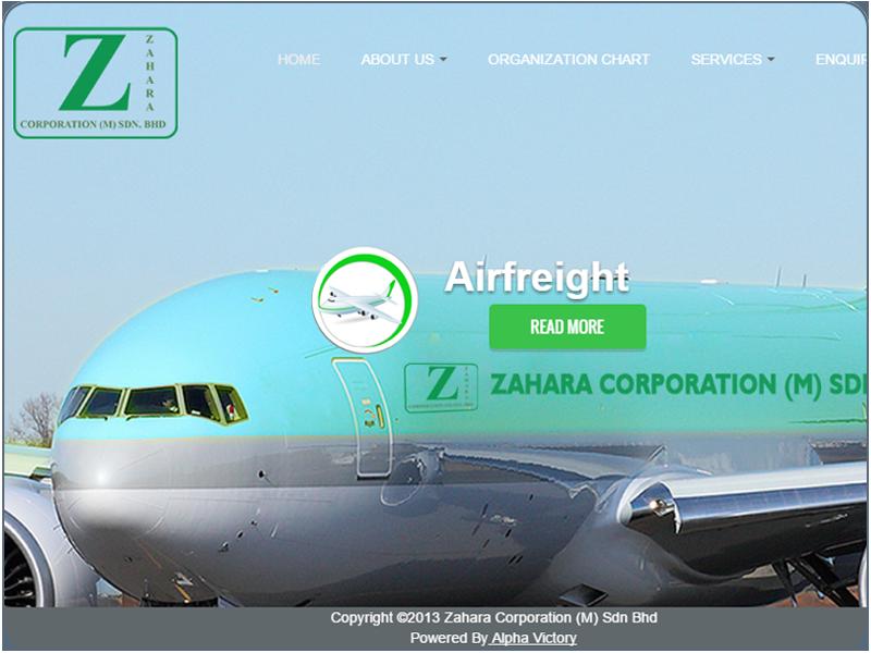Zahara Corporation (M) Sdn Bhd